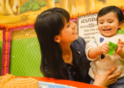 Comparte con tu bebé en el Baby House