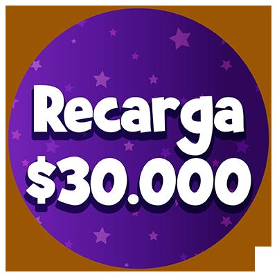 recarga-20000